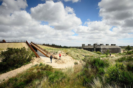 BIG – Bjarke Ingels Group – TIRPITZ, il museo del bunker in Danimarca