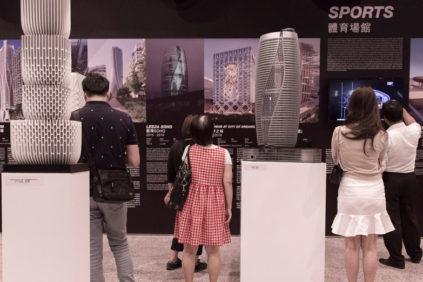 """La mostra """"Zaha Hadid Architects. Global Design Laboratory"""" a Taipei"""