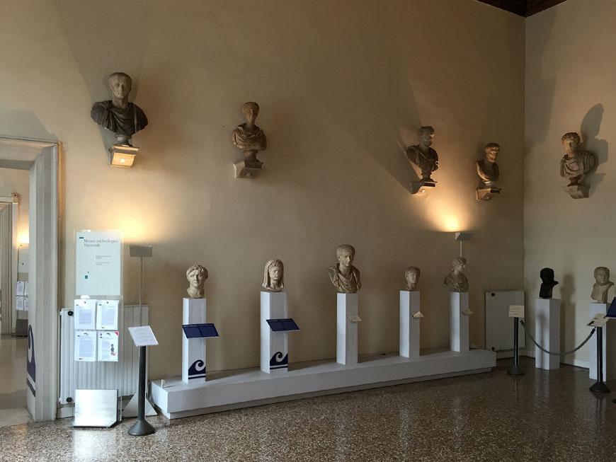 Archaeological Museum Venice Museo Archeologico Nazionale Venezia 2