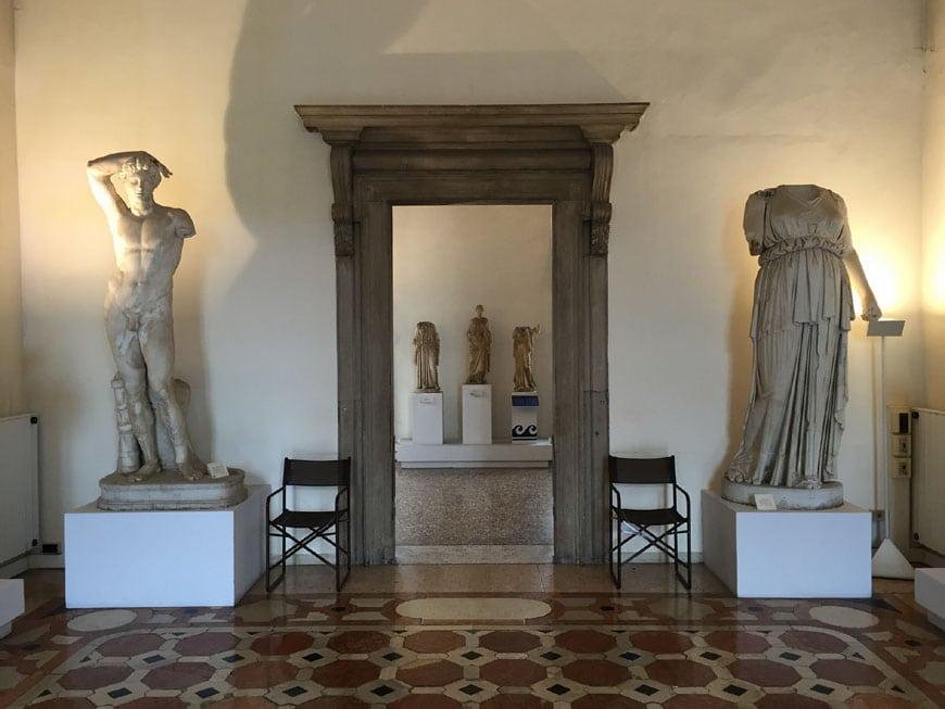 Archaeological Museum Venice Museo Archeologico Nazionale Venezia 3