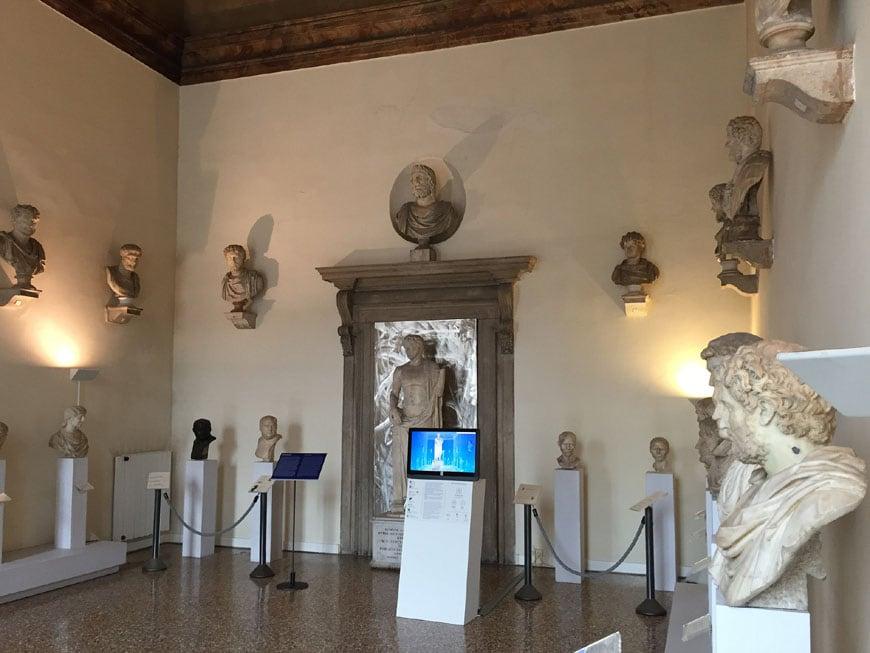 Archaeological Museum Venice Museo Archeologico Nazionale Venezia 4