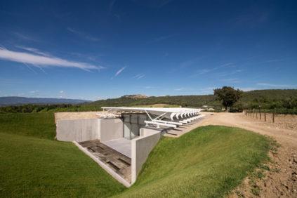 Art Gallery Chateau La Coste Renzo Piano Inexhibit 02L