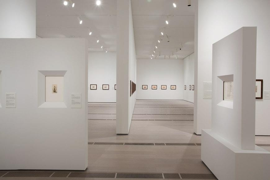 Centro Botín Santander Goya exhibition 2017
