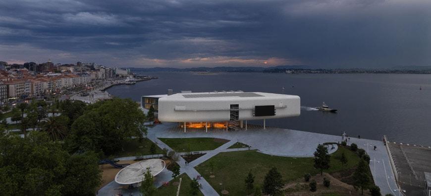 Centro Botín Santander Renzo Piano Building Workshop 03