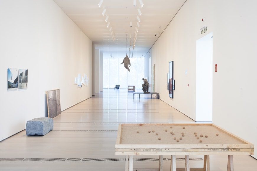 Centro Botín Santander Renzo Piano Building Workshop inaugural exhibition