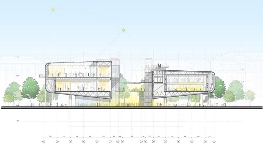 Centro-Botín-Santander-Renzo-Piano-Building-Workshop-transverse-section