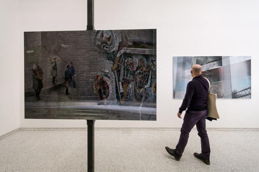 Dutch Pavilion Venice Art Biennale 2017 Olanda by Wendelien Van Oldenborgh Inexhibit 1