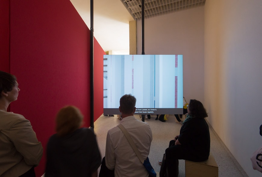 Dutch Pavilion Venice Art Biennale 2017 Olanda by Wendelien Van Oldenborgh Inexhibit 5