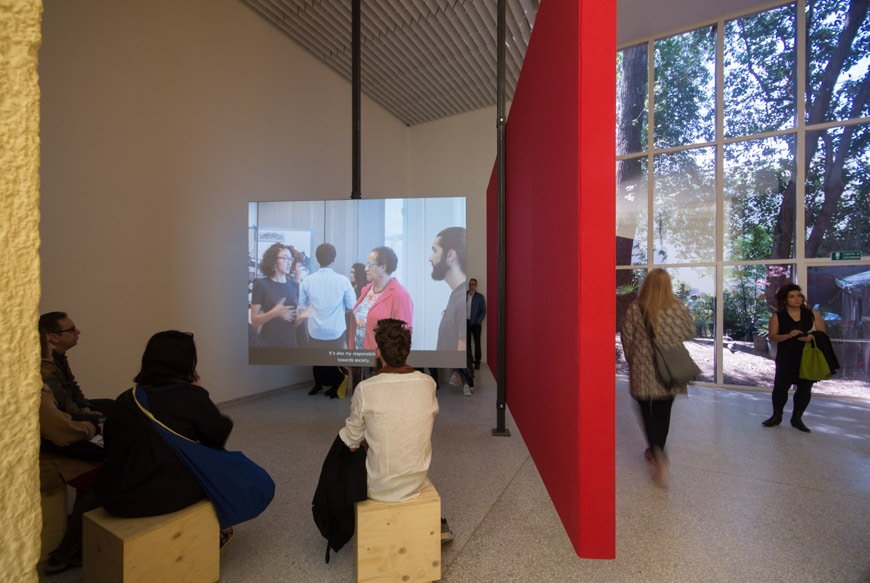 Dutch Pavilion Venice Art Biennale 2017 Olanda by Wendelien Van Oldenborgh Inexhibit 8