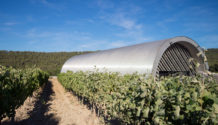 Jean Nouvel wine cave Chateau La Coste France Inexhibit 1
