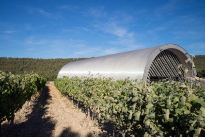 Jean Nouvel wine cave Chateau La Coste France Inexhibit 1