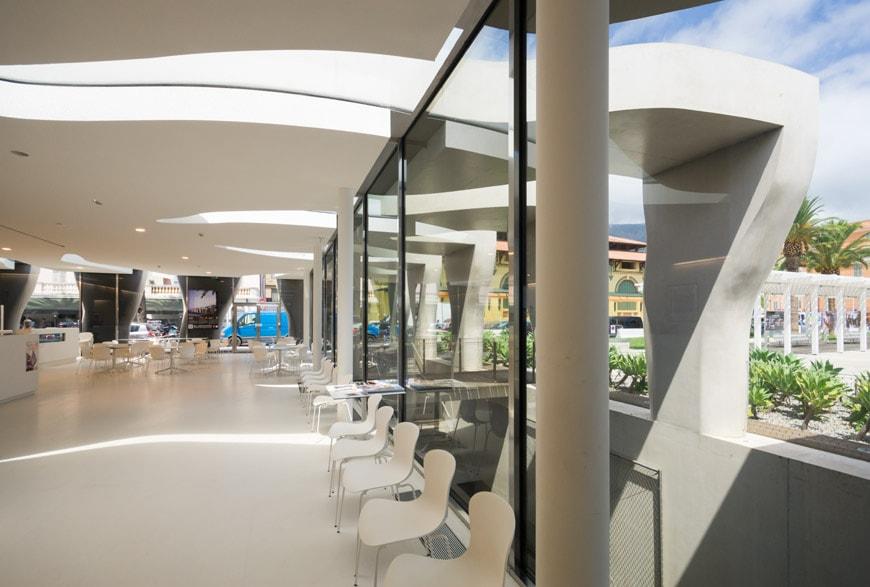 Musee Jean Cocteau Menton interior architect Rudy Ricciotti Inexhibit 11s