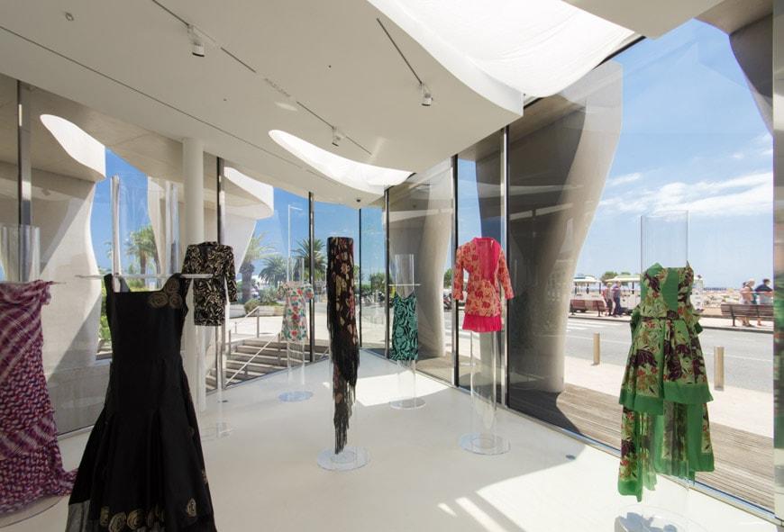 Musee Jean Cocteau Menton interior architect Rudy Ricciotti Inexhibit 16s
