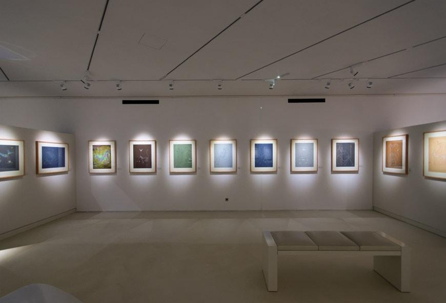 Musee Jean Cocteau Menton interior architect Rudy Ricciotti Inexhibit 23s