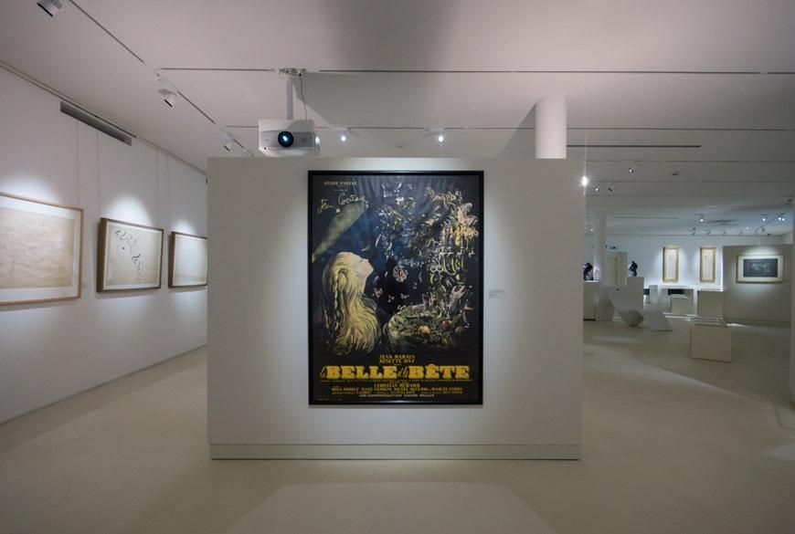 Musee Jean Cocteau Menton interior architect Rudy Ricciotti Inexhibit 24s