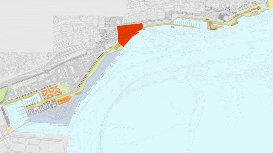 Santander seafront masterplan Arup