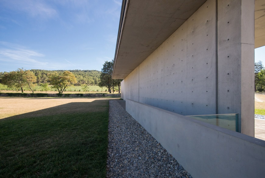 Tadao Ando Art Center Chateau La Coste France Inexhibit 10