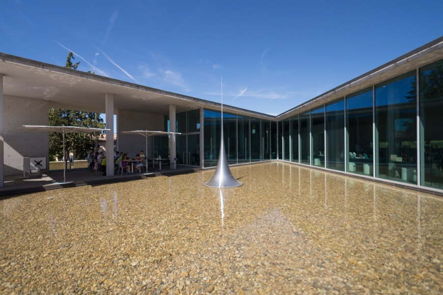 Tadao Ando Art Center Chateau La Coste France Inexhibit 5