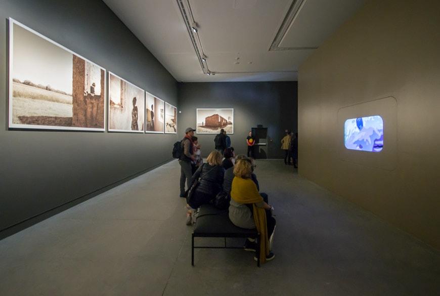 Tracey Moffatt My Horizon exhibition Australian Pavilion Venice Art Biennale 2017 Inexhibit 2