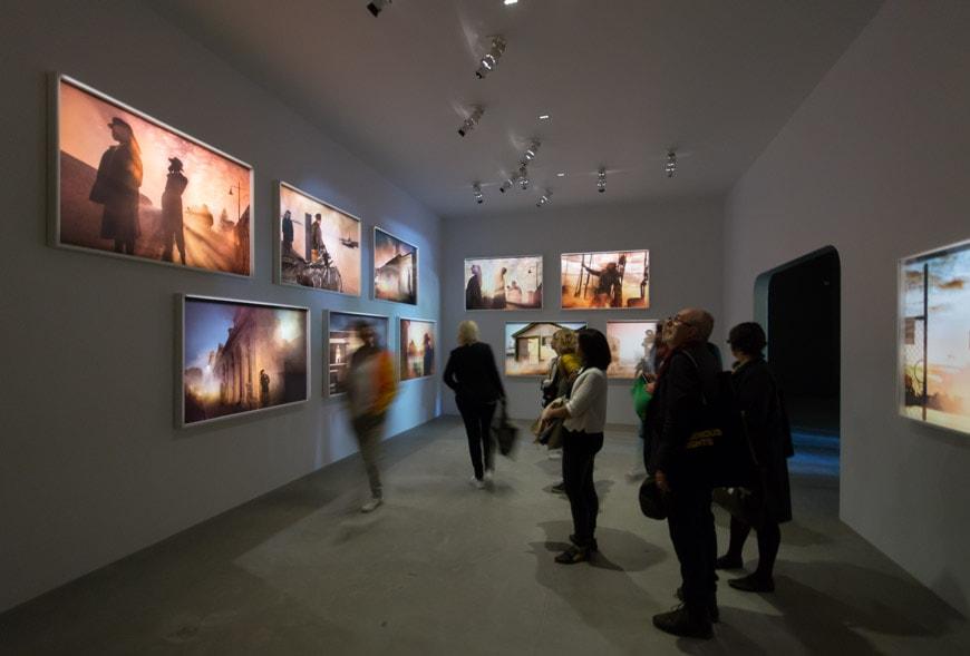 Tracey Moffatt Passage photos Australian Pavilion Venice Art Biennale 2017 Inexhibit 1