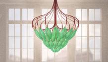 london-design-festival-Victoria-&-Albert-Melchiorri-bionic-chandelier