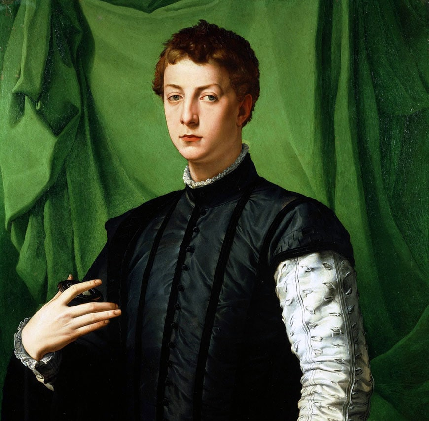 Frick Collection New York Bronzino