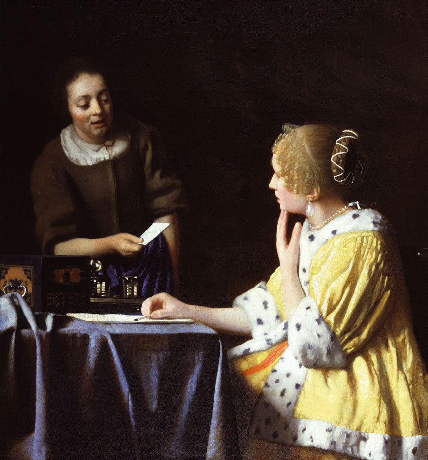 Frick Collection New York Vermeer
