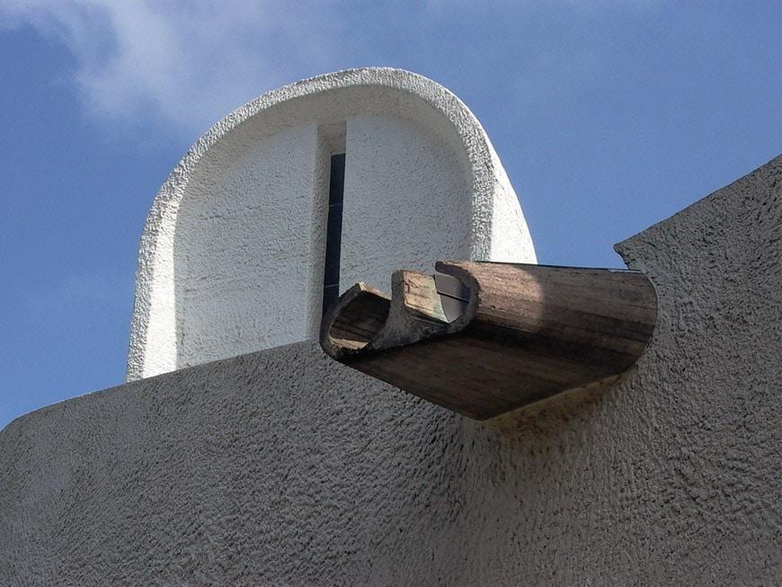 Le Corbusier Notre Dame du Haut Ronchamp Chapel Inexhibit 04