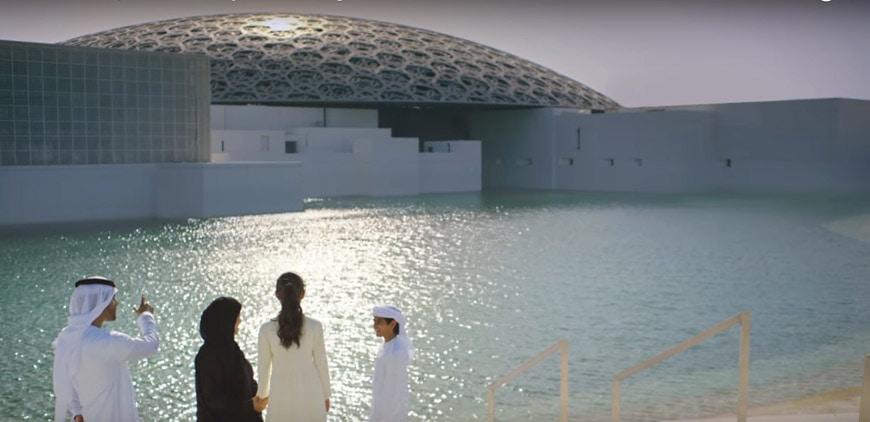 Louvre Abu Dhabi Jean Nouvel 08