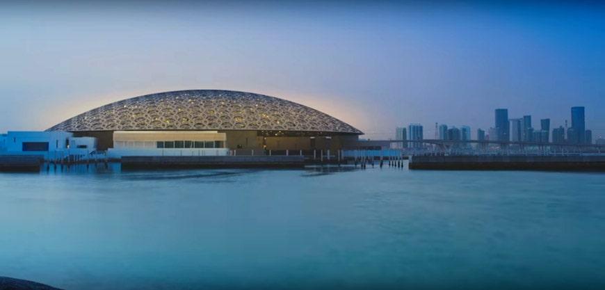 Louvre Abu Dhabi Jean Nouvel 09