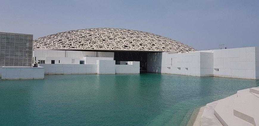 Louvre Abu Dhabi Jean Nouvel 10