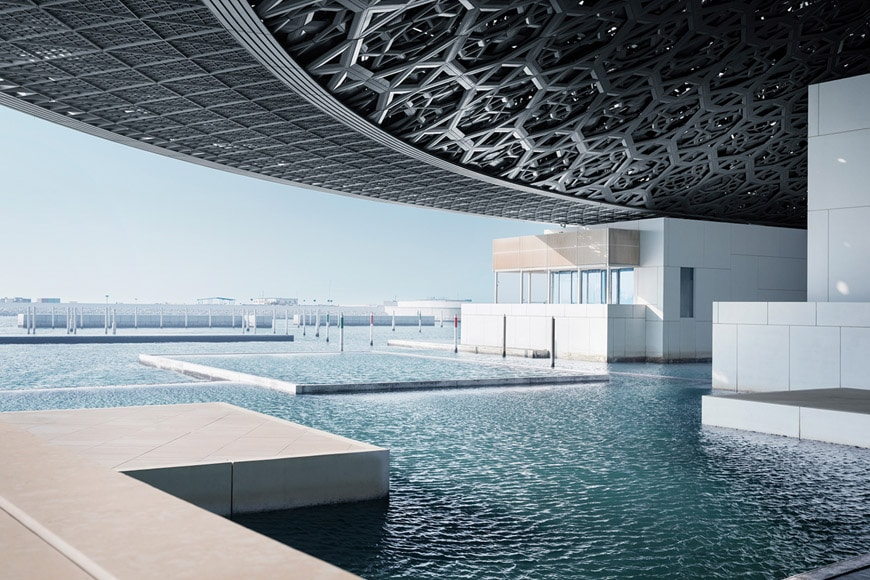 Louvre Abu Dhabi Jean Nouvel 11