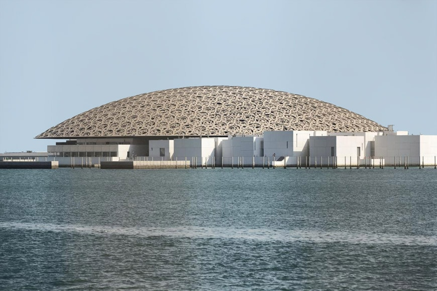 Louvre soon to open branch in Abu Dhabi