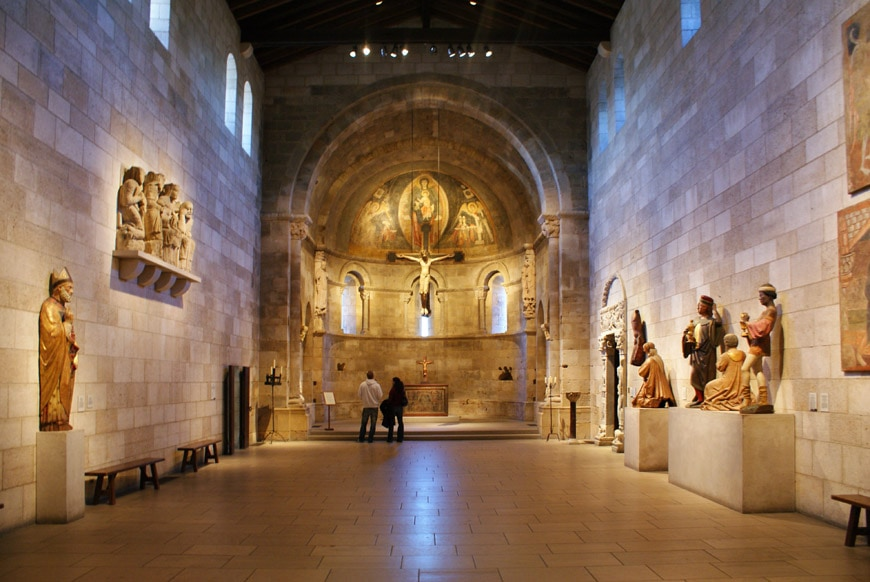 The Met Cloisters New York Museum Of Medieval Art