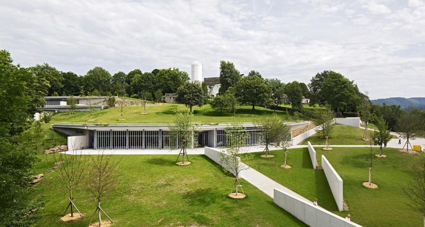 Renzo Piano Notre Dame du Haut Ronchamp expansion 1