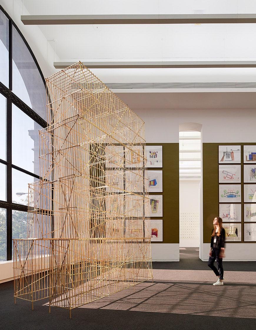 Studio Mumbai, Prima Materia 2017-Chicago-Biennial