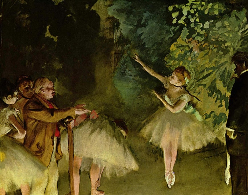 Degas Nelson Atkins Museum of Art Kansas City