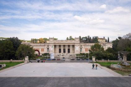 Galleria Nazionale Roma Inexhibit 2