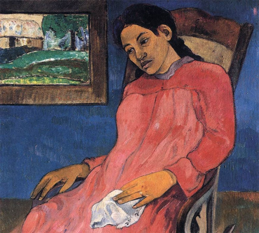 Gauguin Nelson Atkins Museum of Art Kansas City
