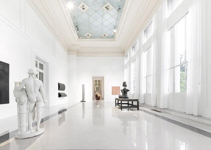 Galleria Nazionale Rome interior 1