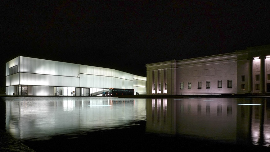 Nelson Atkins Museum of Art Kansas City Steven Holl Architects 03