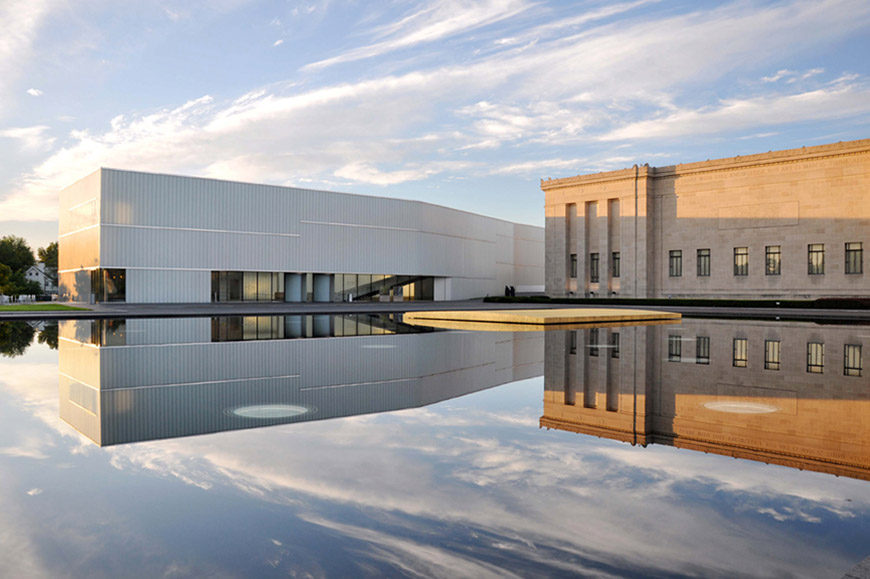 Nelson Atkins Museum of Art Kansas City Steven Holl Architects 05