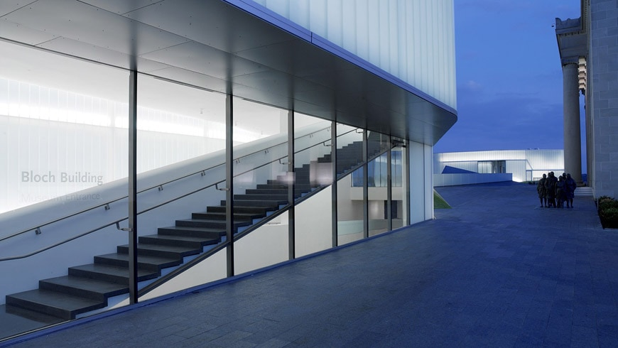 Nelson Atkins Museum of Art Kansas City Steven Holl exterior 01