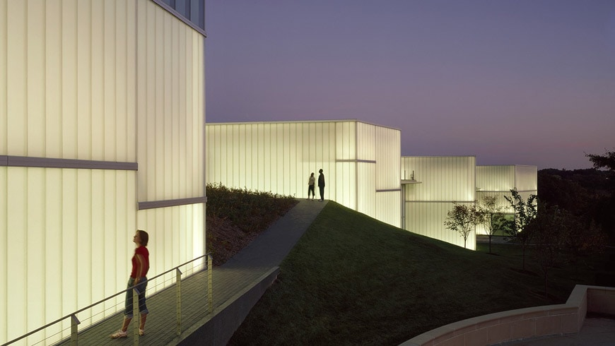 Nelson Atkins Museum of Art Kansas City Steven Holl exterior 06