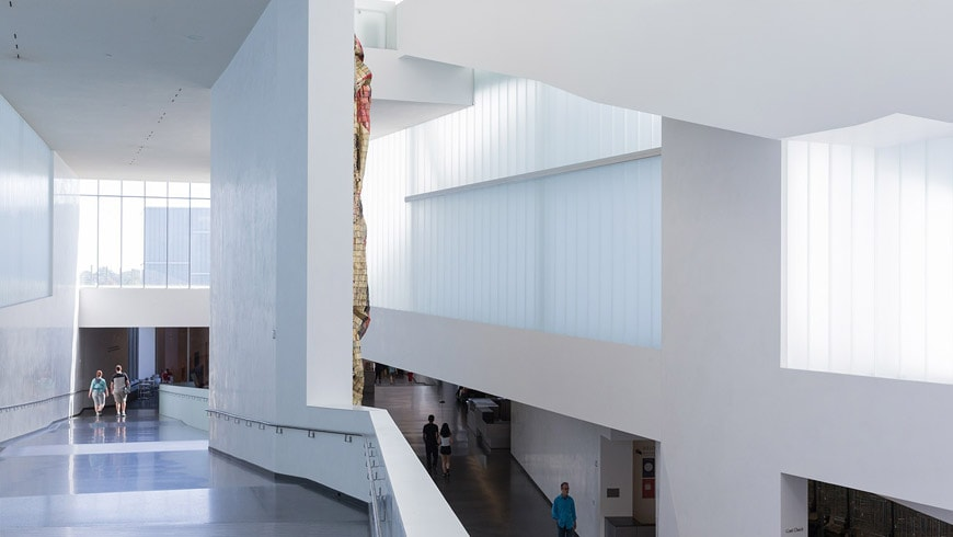 Nelson Atkins Museum of Art Kansas City Steven Holl interior 02
