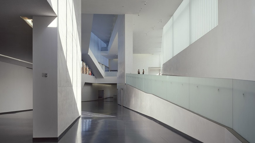 Nelson Atkins Museum of Art Kansas City Steven Holl interior 3