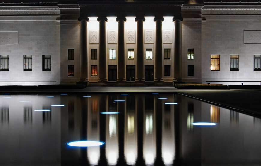 Nelson Atkins Museum of Art Kansas City historical building 1