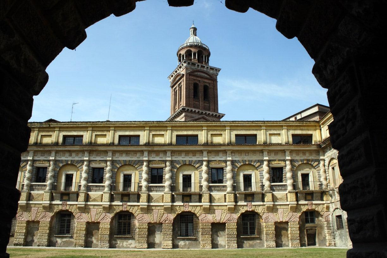 Palazzo Ducale Mantova Ducal Palace Mantua Castello Corte Nuova