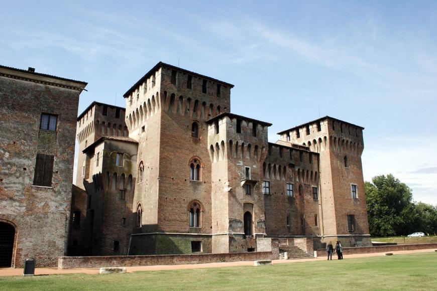 Palazzo Ducale Mantova Ducal Palace Mantua Castello San Giorgio