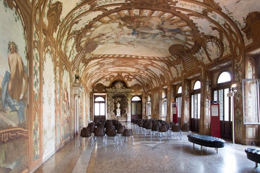Palazzo Ducale Mantova Galleria del Passerino
